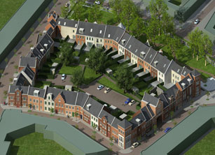 Officiële start bouw Pioniers van Reduit te Brandevoort – Helmond