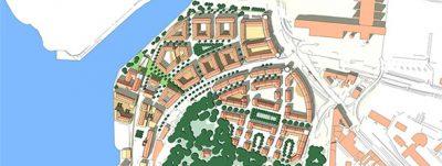 Potsdams Speicherstadt wird zum Wohnviertel