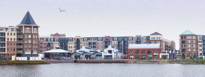 NRW Jaarprijs 2011 voor Winkelcentrum Vleuterweide in Utrecht