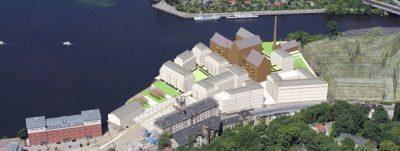 Potsdam bekommt ein exklusives Wohnquartier an der Havel