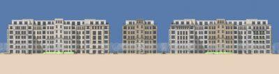 Flottwell Living: 250 Wohnungen am Gleisdreieck in Berlin