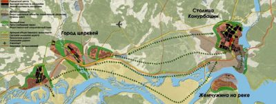 Three million dollars to be spent on the master plan of the 'Upper-Kama' agglomeration