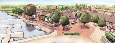 Plannen Waterfront tonen respect voor historie