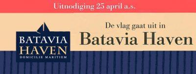 Batavia Haven te Lelystad is af