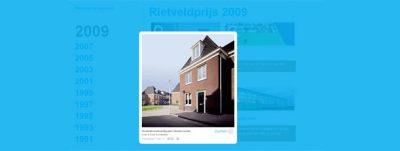 10e Rietveldprijs – Stedenbouwkundig plan Vleuterweide