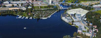 Speicherstadt: Häuser-Bau ab Juni