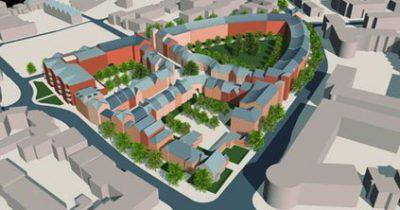 """Een """"snuffelrondleiding"""" op bouwproject Stadsbleek in Oldenzaal"""