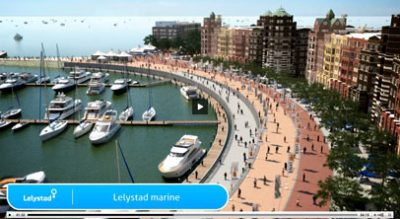 Lelystad. City of the future 2028