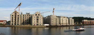 Neue Speicherstadt wird zu Potsdams Top-Adresse an der Havel