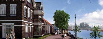 Waterfront – Dalfsen: Start verkoop appartementen bouwdeel 5