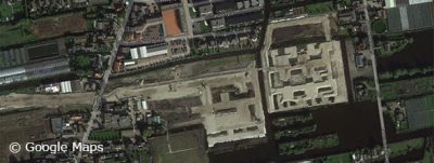 De Oevers op Google Maps