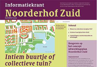 Intiem buurtje of collectieve tuin? Twee concepten voor Noorderhof Zuid zijn klaar