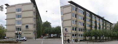 Tafelsilber in die Tonne. Pforzheim will Technisches Rathaus abreissen
