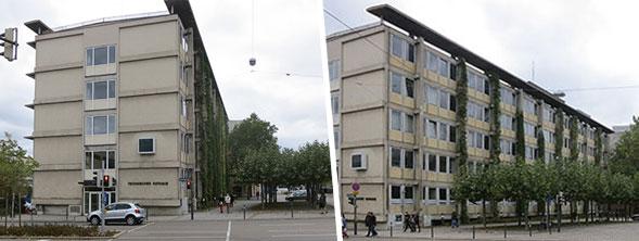 Technisches Rathaus Pforzheim