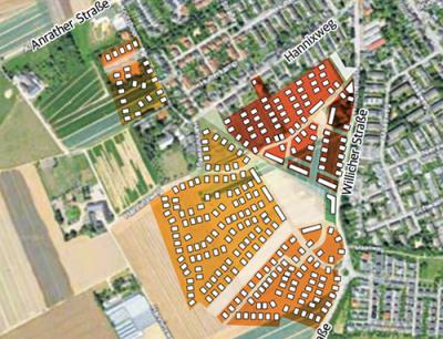 Stadt plant in Fischeln luxuriöses Wohnquartier im Bauhaus-Stil