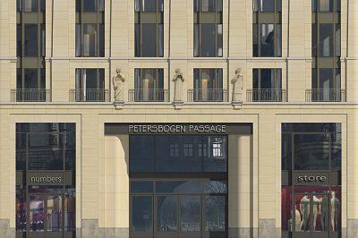 Erster Spatenstich am Leipziger Burgplatz