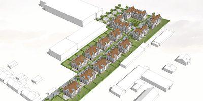 Neues Wohnquartier für Eberswalde