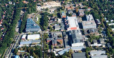 Erweiterung der Medienstadt Babelsberg
