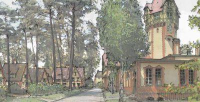 Beelitz – Neues Städtchen Heilstätten
