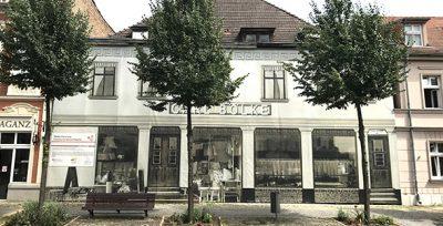 Sanierung eines denkmalgeschütztes Stadthauses in Beelitz