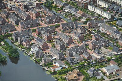 Spektakuläre Luftaufnahmen von De Oevers