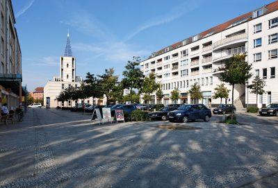 Stadtwanderung über das Kirchsteigfeld