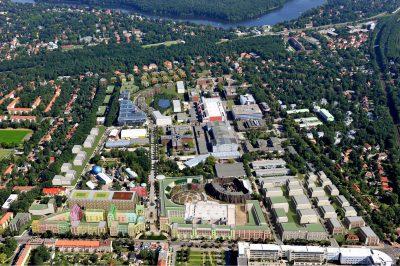 Die SVV Potsdam beschließt die Offenlegung des B-Plan Medienstadt