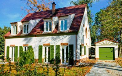 Beelitz-Heilstätten – Quadrant C | Erste Musterhäuser stehen