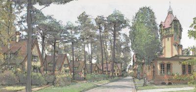 In Beelitz-Heilstätten beginnt eine der bedeutendsten deutschen Quartiersentwicklungen.