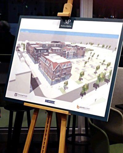 Nieuw plan voor centrum Vught: veiliger, minder winkels en meer woningen