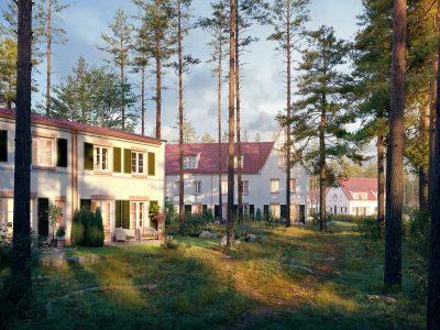 Beelitz-Heilstätten wird zum Wohnquartier