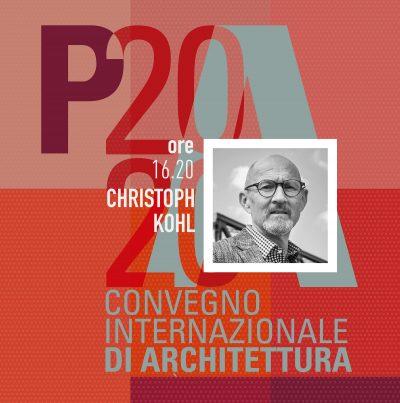 Internationale Konferenz | La Città. Progetti Urbani