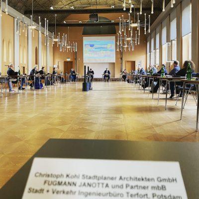 Packhofgelände Brandenburg an der Havel | Zwischenkolloquium