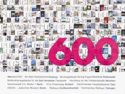 50 Jahre wettbewerbe aktuell | Im Jubiläumsheft 600 die Duisburger Dünen