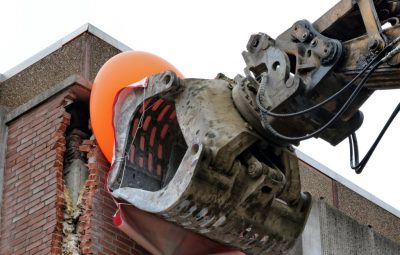 Oranjekade Helmond | Sloopmoment