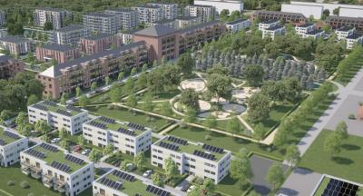 WeTown | Gartenstadt ohne Schadstoffausstoß entsteht in Bernau bei Berlin