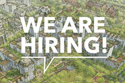 Stadtplaner*In zur Verstärkung unseres Teams gesucht